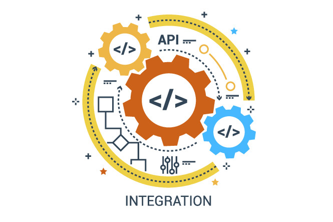 RESTful API interface – software integration for IoT services
